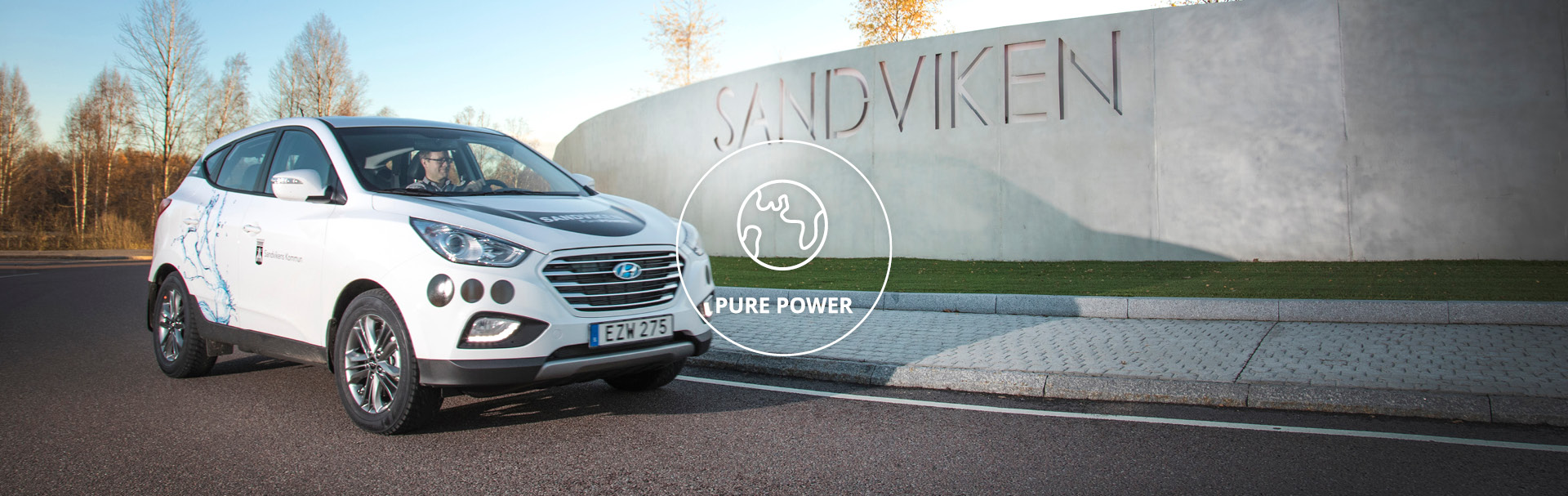 About Sandviken Pure Power